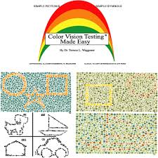 Pedigree Chart For Color Blindness Colorvisiontesting Colorblind