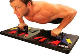 power press push up complete push up training system all