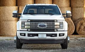 2017 f350 cab lights 2017 ford super duty powertrain and chassis pickuptrucks com news
