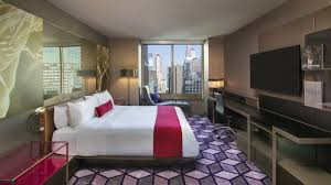 Hotel Near Times Square Sanctuary Wonderful Room W New York Times Square