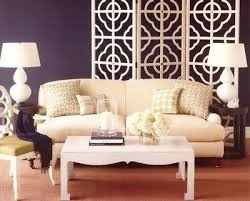 Quatrefoil Room Divider Quatrefoil Floor Screen Contemporary Living Room
