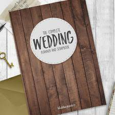 wedding planner organizer book wedding organizers planners ebay