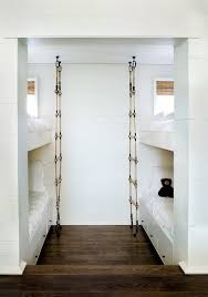 Bunk Bed Ladder Design Sleuth Nautical Rope Bunkbed Ladder Remodelista