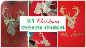 diy christmas sweater archives lindsay ann artistry