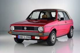 volkswagen golf 1986 new volkswagen golf cabrio will arrive in spring 2011