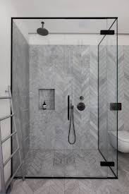 Black White Grey Bathroom Ideas by Best 25 Grey Bathroom Tiles Ideas On Pinterest Grey Large