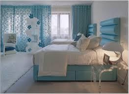 blue and white bedroom interior design