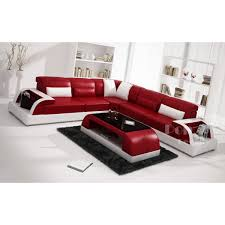 canape de luxe canapé d angle design en cuir bolzano l pop design fr