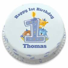1st birthday cake 1st birthday cakes for boys bakerdays