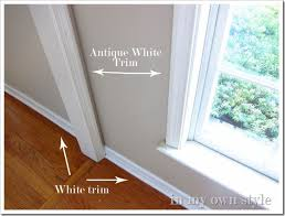 best wall color with antique white trim rhydo us