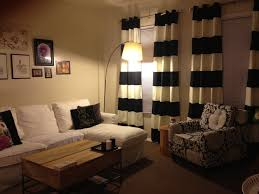 striped bedroom curtains living room blue bedroom curtains living room black and white