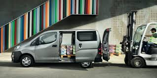 New Nissan Nv200 At Toomey Nissan Southend
