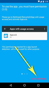 lock any with a fingerprint on android marshmallow