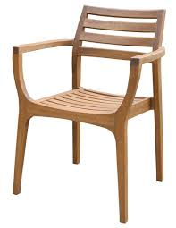 Wooden Bistro Chairs Danish Eucalyptus Bistro Chairs Set Of 4 Gardeners Com