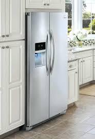 cabinet depth refrigerator dimensions counter depth refrigerator instat co
