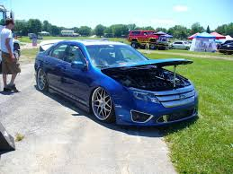 2010 ford fusion custom page 1