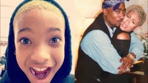 willow smith pens letter to tupac