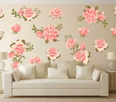 wall decor pink wall decals pictures hot pink butterfly wall splendid pink 3d flower wall decals pink flower wall decals full size
