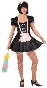 d馮uisement femme de chambre femme de chambre française ménage costume neuf carnaval