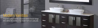 sink bathroom vanity kalize 63 inch gray finish