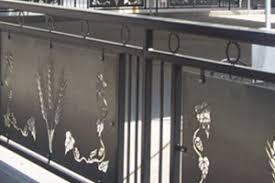 empire fence ornamental iron fence railing st louis mo