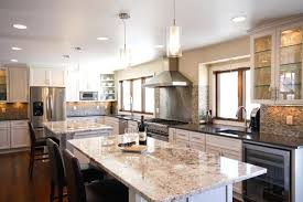 kitchen with two islands kitchens with 2 islands two tone kitchen island kitchen ideas with