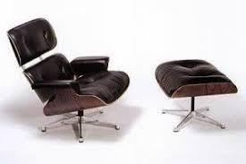 design fernsehsessel charles eames lounge chair sessel und ottoman hocker bauhaus