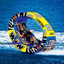 boats u0026 water sports walmart com wow world of xo xtreme ski tube hayneedle