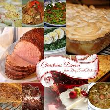 thanksgiving traditional southern thanksgiving dinner menu best
