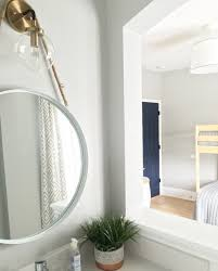 a neutral unisex modern coastal kids bathroom u2013 luv bec