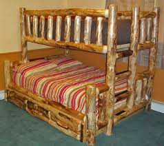tips woodworking plans guide log bunk bed plans