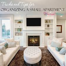organize small apartment tricks and tips for organizing a small apartment sarah titus