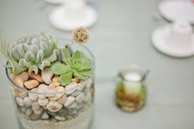 Table Centerpieces Inspiration For Natural Living Wedding Table Centrepieces From