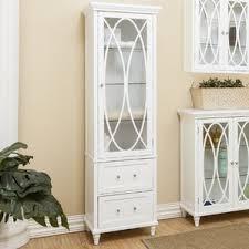 White Towel Cabinet Linen Cabinets U0026 Towers You U0027ll Love Wayfair