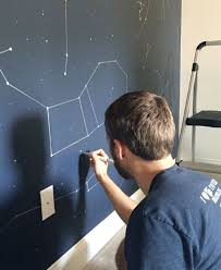 outer space bedroom ideas outer space bedroom for a special family paint pens