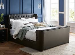 Double Faux Leather Bed Frame by Faux Leather Beds At Dreams Quality Single Double U0026 King Size