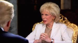 pictures of leslie stahl s hair trump pounding lesley stahl of 2016 doesn t match kerry puffing