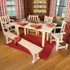 100 log dining room sets log cabins 101 country mountain