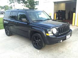 2014 jeep patriot sport fwd 2014 jeep patriot altitude black wheels suv fwd sport utility