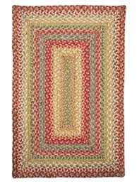 braided rug azalea jute braided rug cottage home