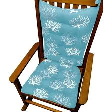 Rocking Chair Cushions Nursery Rocking Chair Pillows Rocking Chair Pads And Cushions Glider
