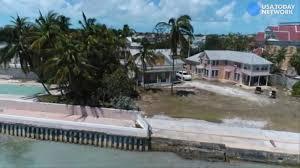 El Patio Hotel Key West Drone Footage Of Key West After Hurricane Irma