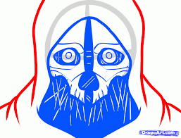Dishonored Mask Draw Corvo Attano Dishonored Step By Step Drawing Sheets Added