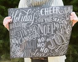 unique christmas wrapping paper greetings curated by wedluxe on etsy