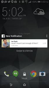 android lock screen notifications tests android l style lock screen notifications techcrunch