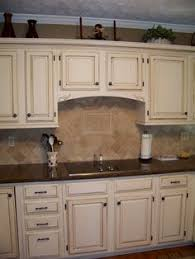 White Kitchen Cabinets With Glaze by Best Granite For Cream Cabinets Your Local Kitchen Cabinets