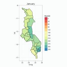 Malawi Map Malawi Animated Rainfall Map R Bloggers
