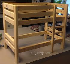 How To Make Wooden Doll Bunk Beds by In A Tickle Create Inspire Dream Play Page 38