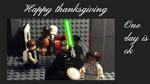 lego wars thanksgiving special 2017