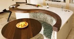 curved island kitchen designs 7 alternative kitchen designs